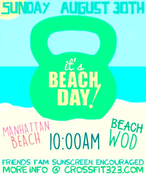 BeachDay2015KBonSand